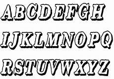 Abc Malvorlagen Buchstaben Ausmalen Alphabet Malvorlagen A Z Babyduda