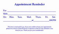 Appointment Cards Template Free Business Stationary Templates Cards Letterheads