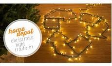 Trade In Christmas Light For Led Lights Home Depot Christmas Light Trade In 3 To 5 Off Led