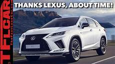 lexus rx 2020 the new 2020 lexus rx is bolder and has the one feature