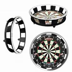 Unicorn Solar Flare Dartboard Lighting System Unicorn Solar Flare Integrated Illuminated Pro Surround