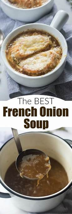 Light Onion Soup Recipe French Onion Soup Recipe Tastes Better From Scratch