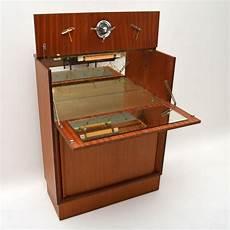 teak retro drinks cabinet vintage 1960 s