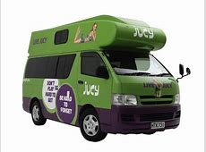 Jucy Rentals   Campervans   Jucy Chaser