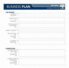 Free Download Business Plan Templates Business Plan Templates In Microsoft Word Free Amp Premium