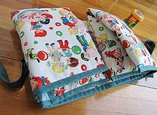 fabric crafts baby home dzine crafts fabric baby changing bag