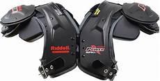 Riddell Sizing Charts Shoulder Pads Riddell Power Spk Football Shoulder Pads Linemen