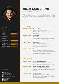 Download A Free Cv Template Cv Template Free Online Cv Builder Best Cv Templates