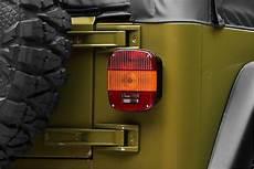 Jeep Light Assembly Light Assembly Export 97 06 Jeep Wrangler Tj