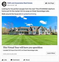 Real Estate Advertising Words How To Create Powerful Facebook Ads For Real Estate