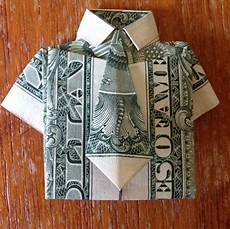 How To Fold Money Into Pants Dollar Bill Origami Shirt And Tie 15 Steps With Pictures