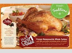 BEST turkey, ham, prime rib prices   week of November 23