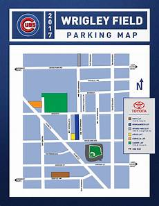 Wrigleyville Seating Chart Wrigley Field Parking Maps Tips Amp Rates