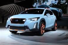 New Subaru Crosstrek 2019 Review Redesign And Concept by Subaru Xv Concept Hints At Next Crosstrek Due For 2018