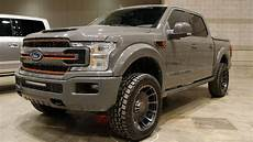 Harley Davidson Themed 2019 Ford F 150 Debuts At The