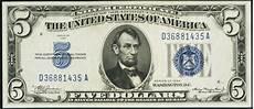 Silver Certificate Dollar Bill Value Chart 1934 5 Silver Certificate Value How Much Is 1934 5