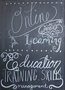Online Chalkboard Online Learning Chalkboard There Are Many Opportunities