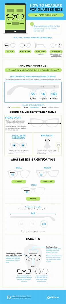Eyeglasses Measurements Chart Glasses Size How To Measure For Eyeglasses Frame Size