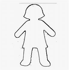 Body Template Outline Girl Outline Cliparts Girl Body Outline Template Free