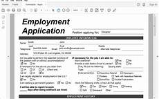 Filled Out Application Generate Job Applications From Formidable Submissions