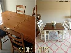 before and after pictures dining table furniture in 2019