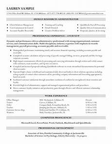 Entry Level Cpa Resumes Entry Level Hr Resume Templates At Allbusinesstemplates Com
