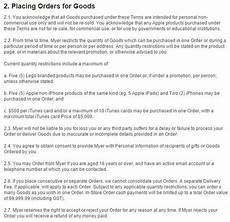 Delivery Terms And Conditions Template Terms And Conditions For Ecommerce Stores Termsfeed