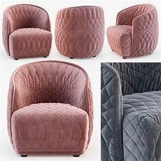 Sofa Sack 3d Image by Moroso Redondo Small Armchair 3d Max 3d Model Armchair