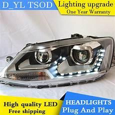 2012 Vw Passat Light Assembly Car Styling For Vw Passat Led Headlights 2012 Headlamp