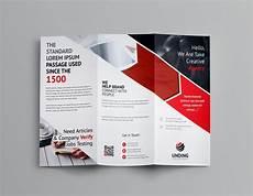 Template For Brochures Arrow Corporate Tri Fold Brochure Template 001162