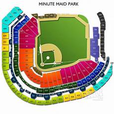 Astros Seating Chart With Rows Minute Park Event Seating Charts And Tickets