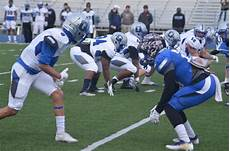 Glenville State Football Offense Prevails Over Defense In Annual Blue Amp White