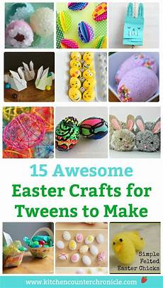 crafts for tweens awesome easter crafts for tweens and to make