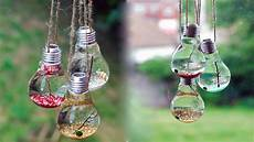 Make A Light Bulb Neat Crafts You Can Make By Using Old Light Bulbs Youtube