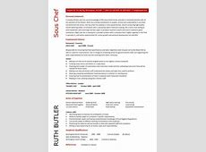 chef resume sample, examples, sous, chef jobs, free