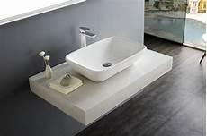 corian materiale lavabo lavandino da appoggio nt3155 ceramica sanitaria