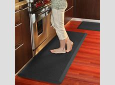 Kitchen: Gel Kitchen Mats For Comfort Creating The Ultimate Anti Fatigue Floor Mat ? Tenchicha.com