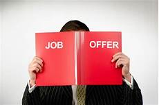 Job Offer 5 Important Thing To Consider Before Accepting A Job Offer