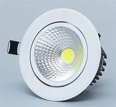 Dimmable Led Work Light Dimmable Led Downlight Light Cob Ceiling Spot Light 3w 5w