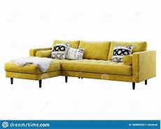 Yellow Sofa Slipcover 3d Image by Scandinavian Corner Yellow Velvet Upholstery Sofa With
