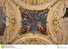 fresco renaissance italian renaissance fresco stock image image of