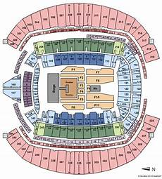 Us Bank Stadium Seating Chart Kenny Chesney Brantley Gilbert Seattle Tickets 2017 Brantley Gilbert