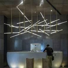 Light Tubes For Ceilings Designer Art Decor Pendant Lamp Light Suspension Hanging