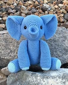 esther the elephant free amigurumi pattern jess huff
