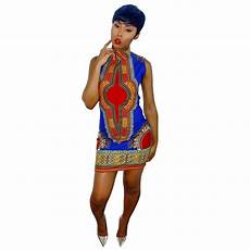 Dashiki Tops Designs Online Buy Wholesale Dashiki Dresses From China Dashiki