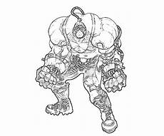 Bane Batman Coloring Pages Batman Arkham City Bane Ability How Coloring