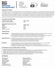 Receptionist Objective On Resume Free 7 Receptionist Resume Objective Templates In Ms Word