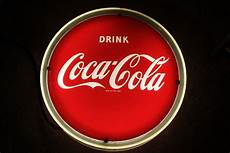 Alcohol Light Up Signs Older Light Up Coke Sign Collectors Weekly