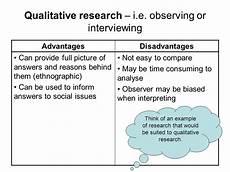 Advantages Of Quantitative Research Design Qualitative And Quantitative Methods Triumphias