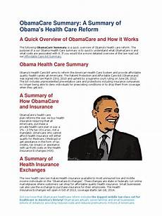 Obamacare Bureaucracy Chart Obamacare Summary Patient Protection And Affordable Care